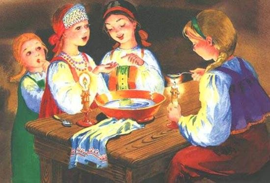 Традиции русского народа живут и в